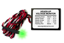 Head's Up™ Voltage Monitor