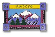 Ruidoso Peaks Ski Resort Pin