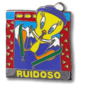 Ruidoso Tweety Ski Resort Pin