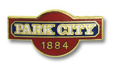 Park City 1884 Ski Resort Pin