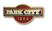 Park City 1884 Ski Resort Pin