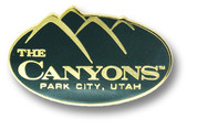 The Canyons Ski Resort Pin