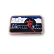 Stratton Ski Resort Pin