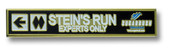 "Sugarbush ""Stain's Run"" Ski Resort Pin"