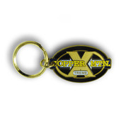 Copper X-Treme Ski Resort Keychain