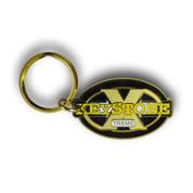 """Keystone """"X"""" Ski Resort Keychain"""