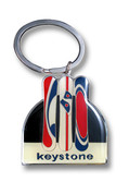 Keystone Boards Keychain Front