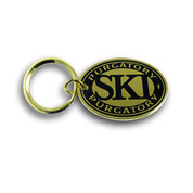 Purgatory Oval Keychain Front