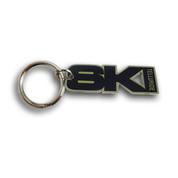 "Telluride ""Ski"" Keychain Front"