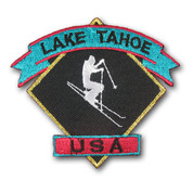 Lake Tahoe Diamond Ski Resort Patch