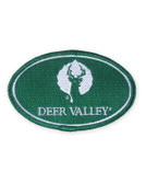 Deer Valley Logo Ski Patch
