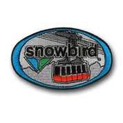 Cable Cart Snowbird Ski Patch