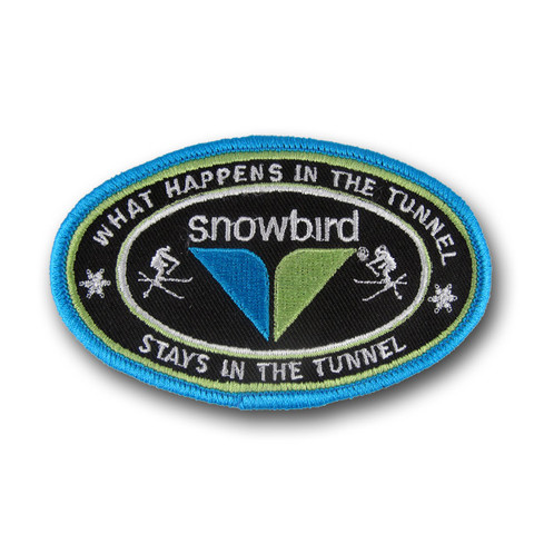 The Tunnel Snowbird Ski Patch