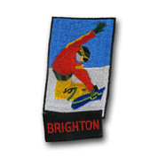 Brighton Snowboard Patch #2