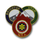 Brighton Three Ring Ski Patch