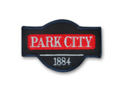 Park City 1884 Ski Patch
