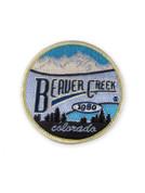 Beaver Creek Mountain Peak Ski Patch