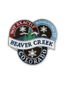 Beaver Creek Three Ring Ski Patch