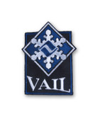 Vail Logo Ski Patch