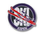 Aspen Circle and Skis Patch