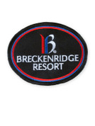 Breckenridge Logo Ski Patch