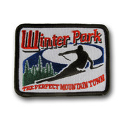 Winter Park Mountain Town Ski Patch