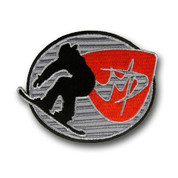 Winter Park Snowboarder Patch