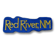 Red River Blue Ski Patch