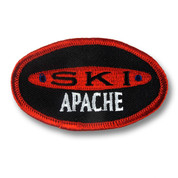 Ski Apache Oval Ski Resort Patch