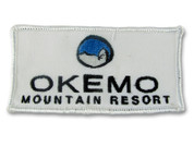 "Okemo ""Logo"" Ski Resort Patch"