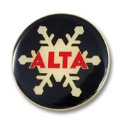 Alta Snowflake Magnet
