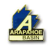 Arapahoe Basin Logo Magnet