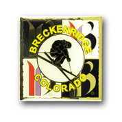 Breckenridge Square Magnet