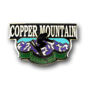 Copper Mountain Airborne Magnet