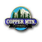 Copper Mountain Range Magnet
