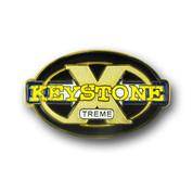 """Keystone """"X"""" Ski Resort Magnet"""