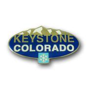 Keystone Oval Magnet