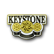 Keystone Three Globe Magnet
