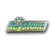 Keystone Two Tone Magnet