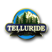 Telluride Mountain Magnet