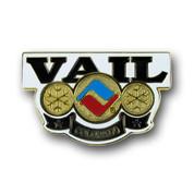 Vail Medallions Magnet