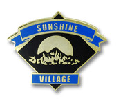 Sunshine Canada Ski Resort Pin