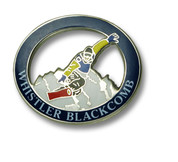 Whistler Blackcomb Canada Ski Resort Pin