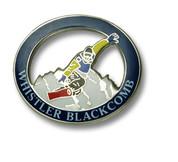 Whistler Blackcomb Canada Ski Resort Pin