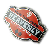 Heavenly Double Diamond Ski Resort Pin