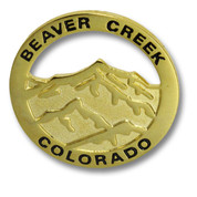 Beaver Creek Gold Peak Ski Resort Pin