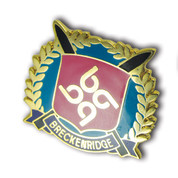 Breckenridge Crest Ski Resort Pin