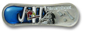 Steamboat Board Ski Resort Pin