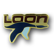 Loon Ski Resort Pin
