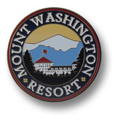 Mount Washington Ski Resort Pin